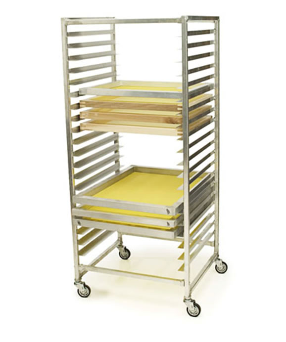 Screen Racks & Carts